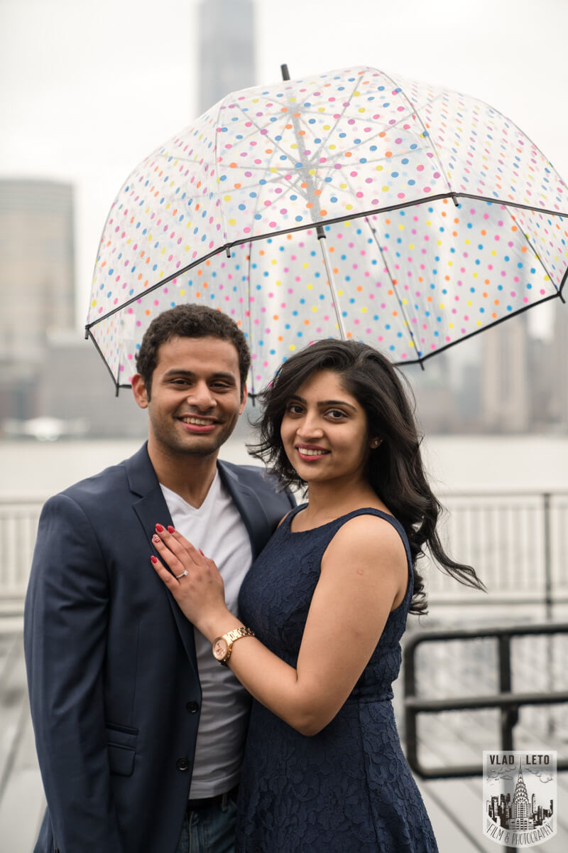 Photo 8 Jersey City Marriage Proposal | VladLeto