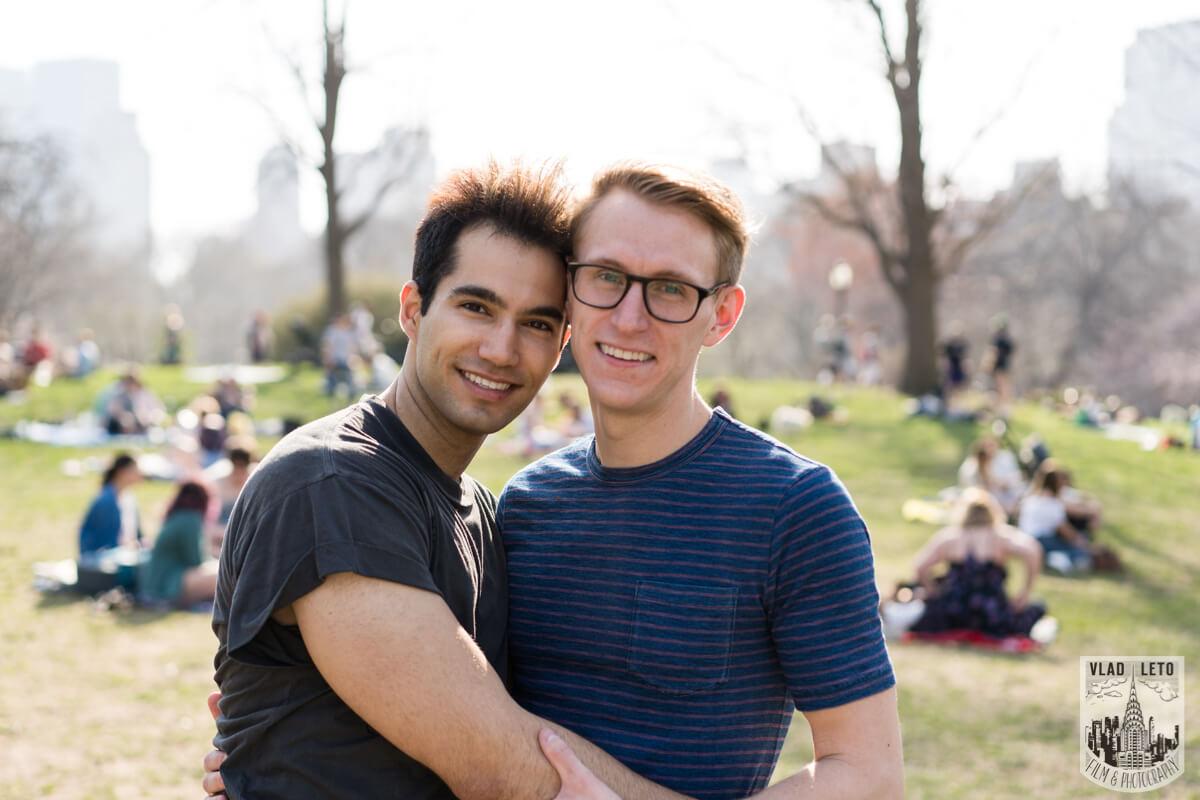 Photo 7 Central Park Romantic Picnic Proposal | VladLeto