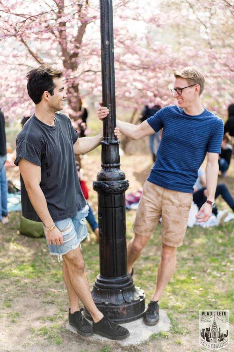 Photo 10 Central Park Romantic Picnic Proposal | VladLeto
