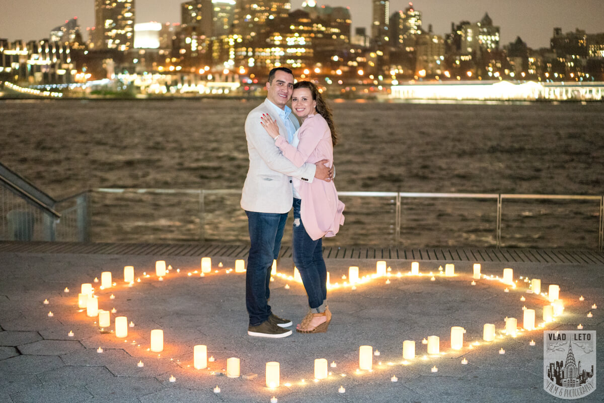 Photo 6 Marriage proposal at Pier 15 with mariachi band, NYC | VladLeto