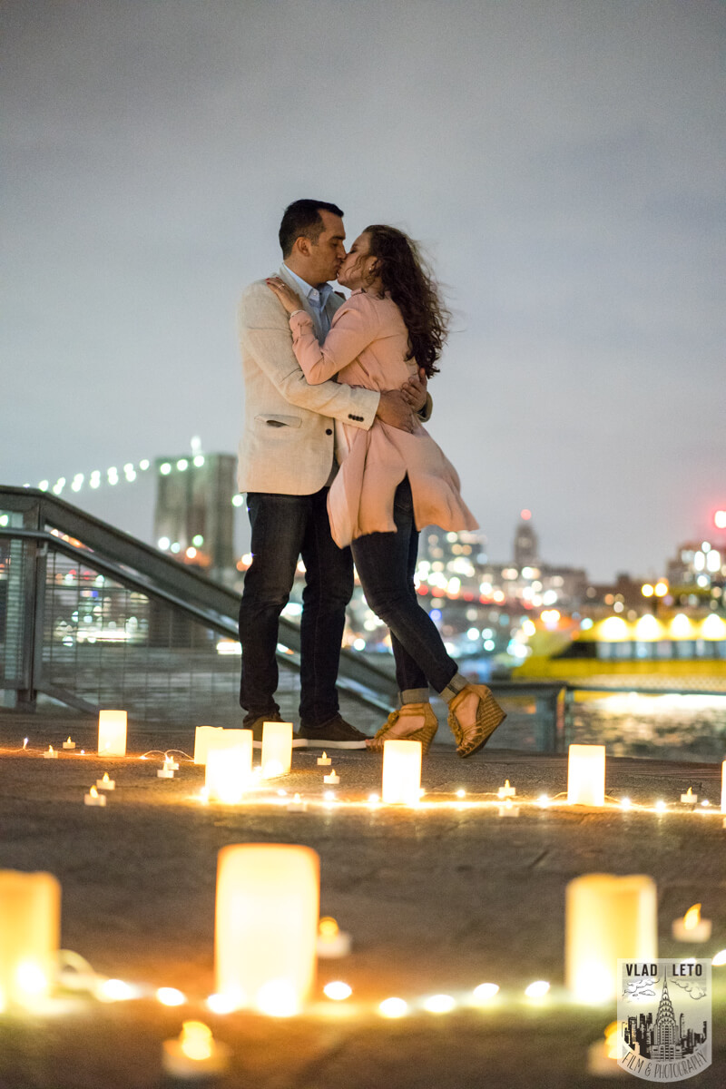 Photo 7 Marriage proposal at Pier 15 with mariachi band, NYC | VladLeto