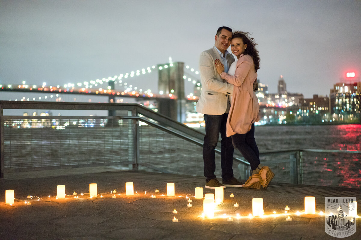 Photo 8 Marriage proposal at Pier 15 with mariachi band, NYC | VladLeto