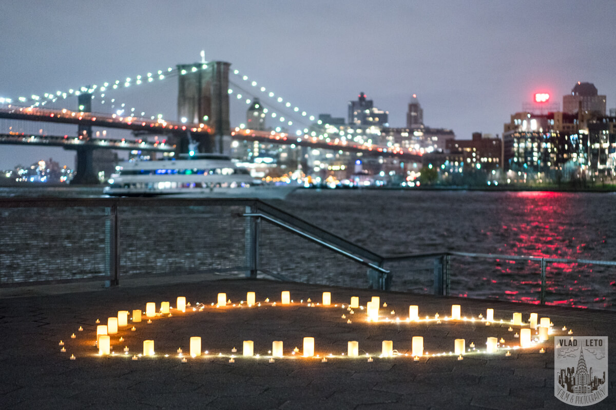 Photo 9 Marriage proposal at Pier 15 with mariachi band, NYC | VladLeto