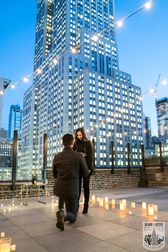Photo 2 Rooftop Proposal 3 | VladLeto