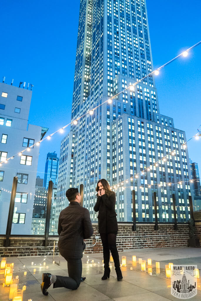 Photo 4 Rooftop Proposal | VladLeto