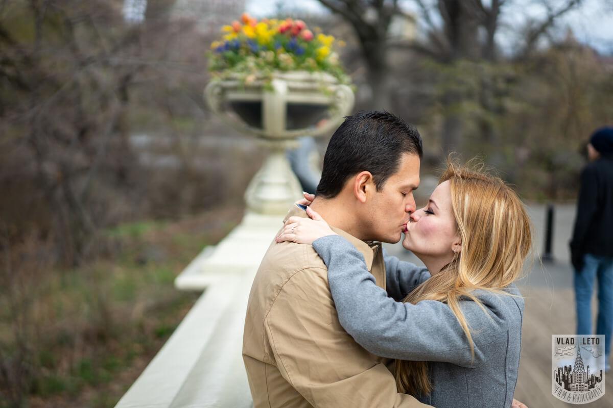 Photo 3 Proposal in Central Park | VladLeto