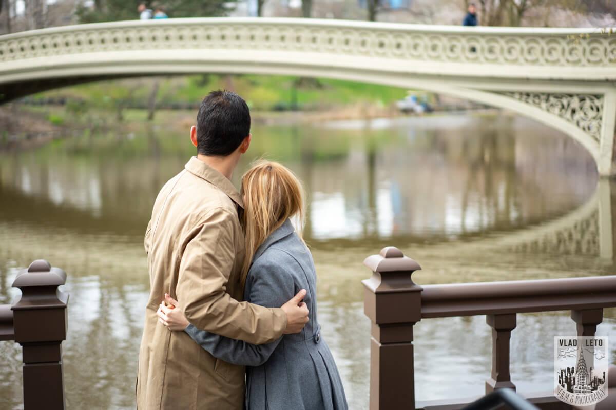 Photo Proposal in Central Park | VladLeto