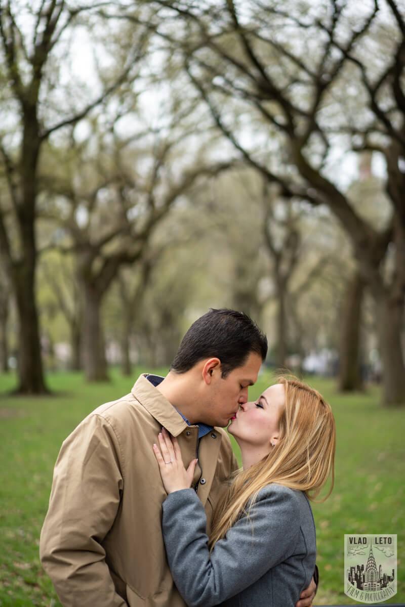 Photo 4 Proposal in Central Park | VladLeto