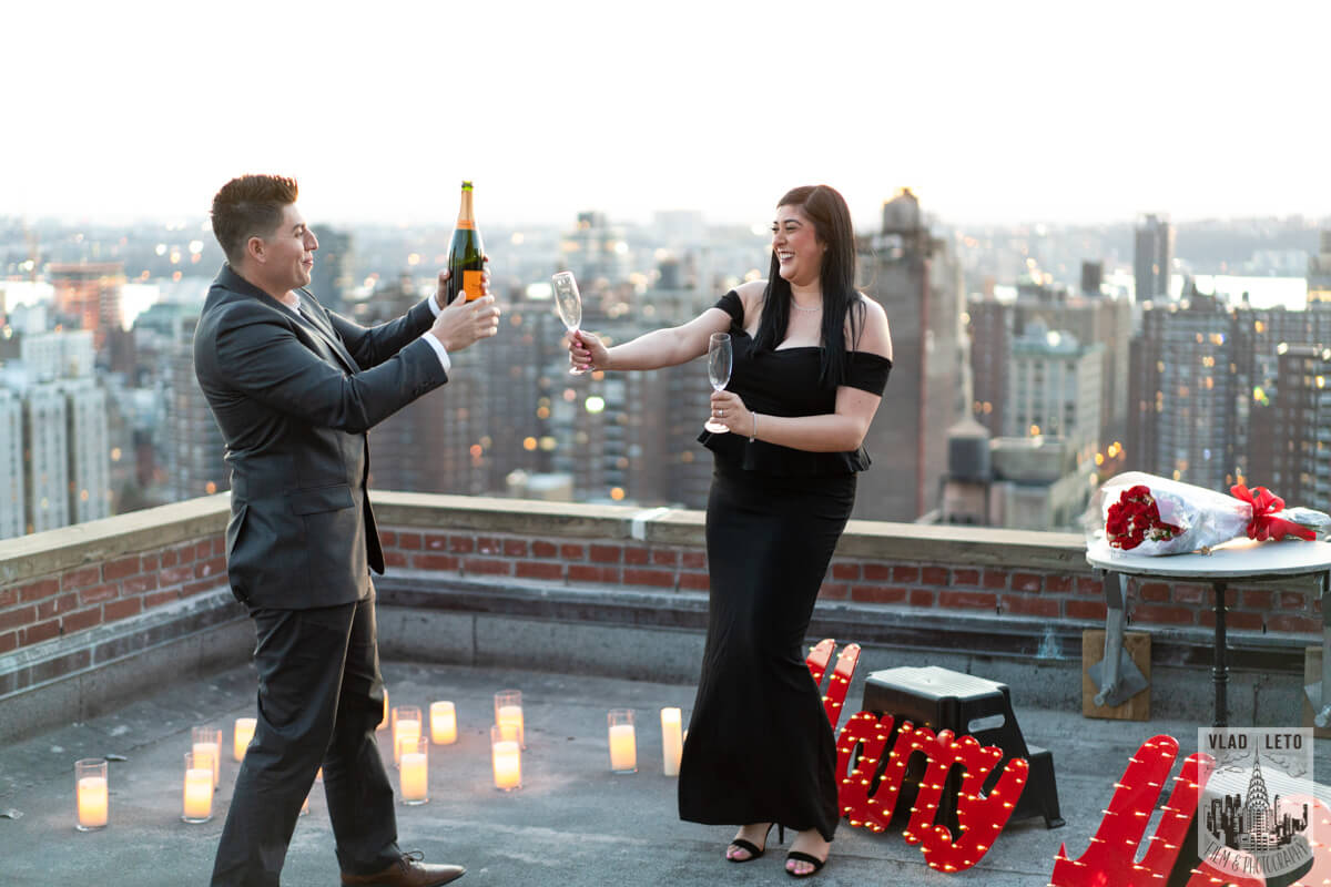 Photo 4 Rooftop Proposal 4 | VladLeto