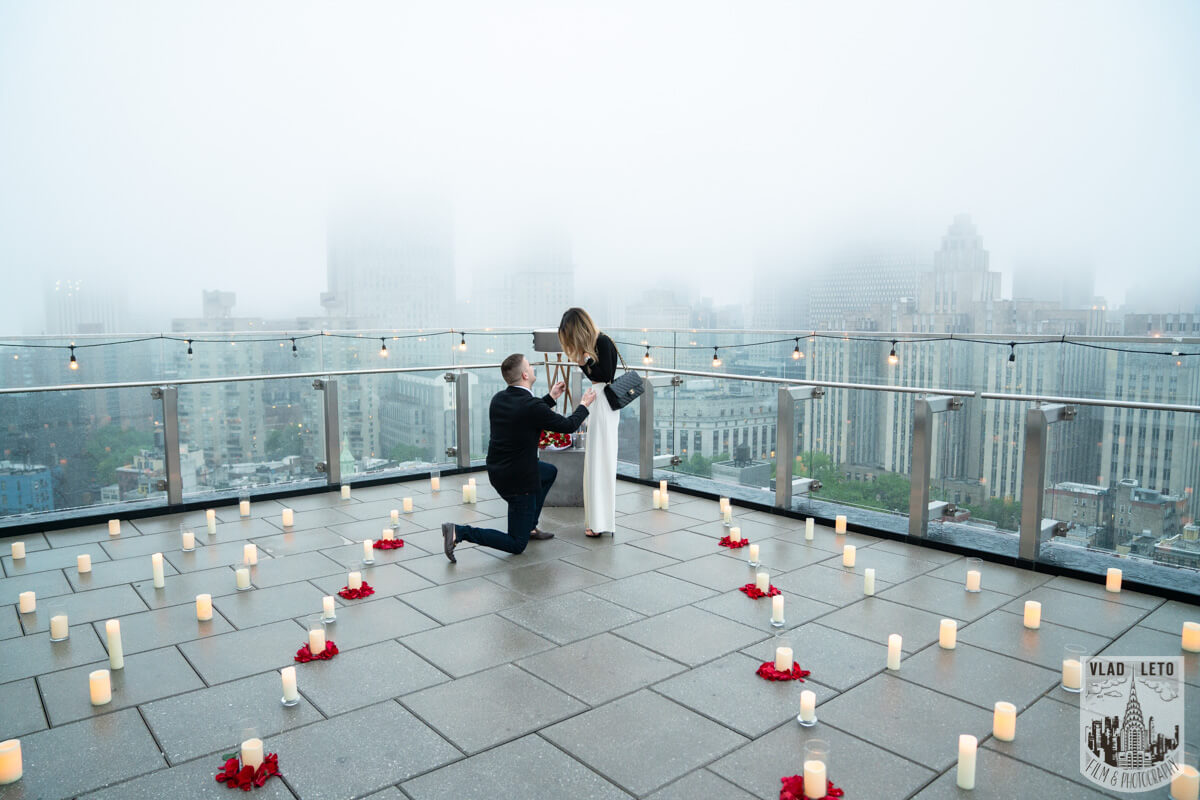 best secret rooftop for proposal in nyc