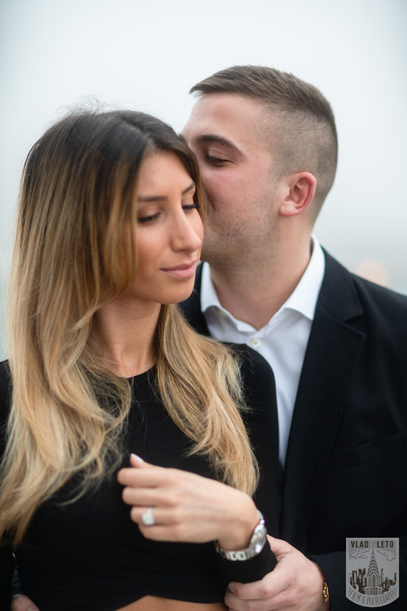 Photo 7 Surprise Proposal on a rooftop in Downtown Manhattan. | VladLeto