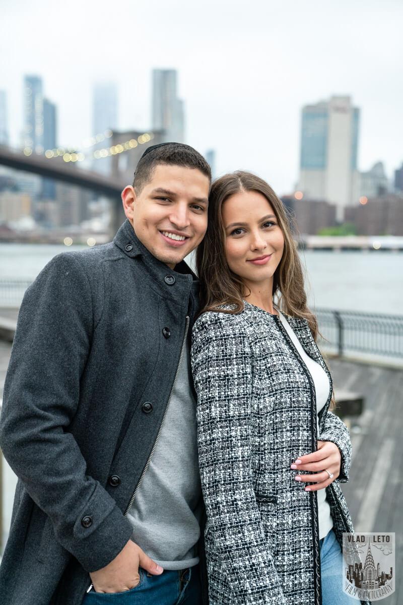 Photo 7 Surprise Marriage Proposal in Dumbo, Brooklyn | VladLeto