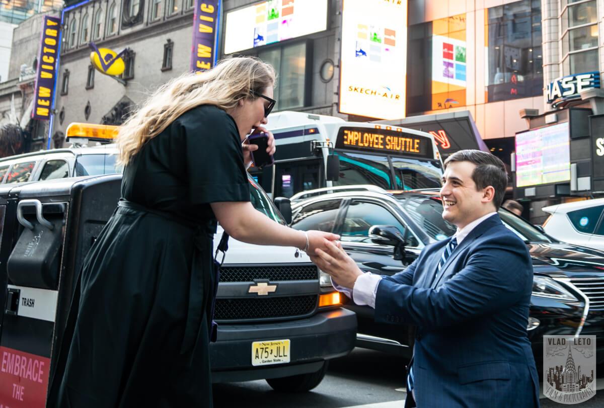 Photo 3 Times Square Billboard Proposal