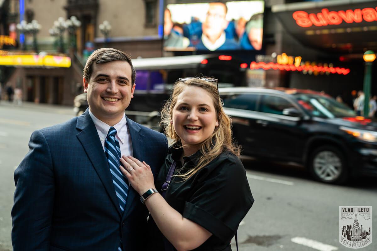 Photo 6 Times Square Billboard Proposal