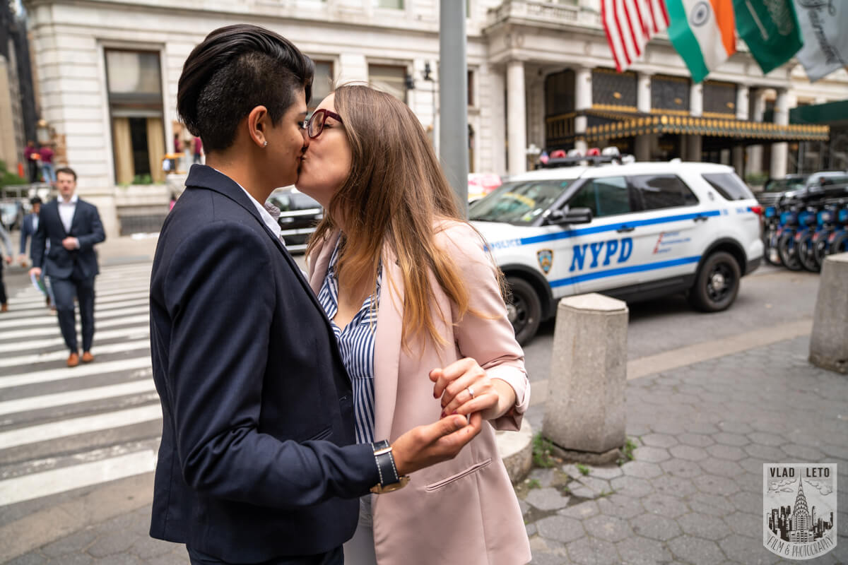 Photo 10 Same Sex Proposal in Central Parks   VladLeto