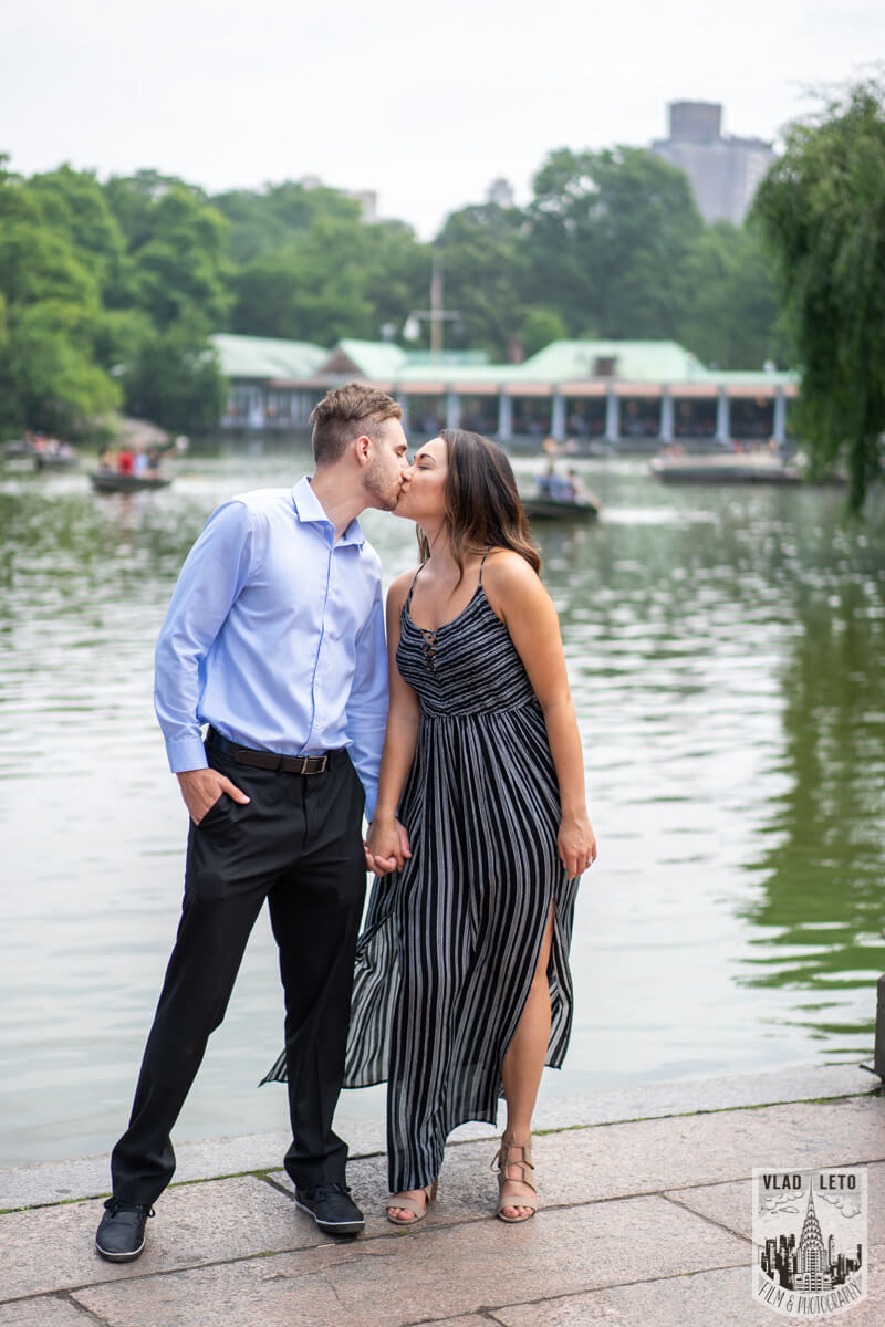 Photo 11 Central Park Surprise proposal by Gapstaw Bridge. | VladLeto