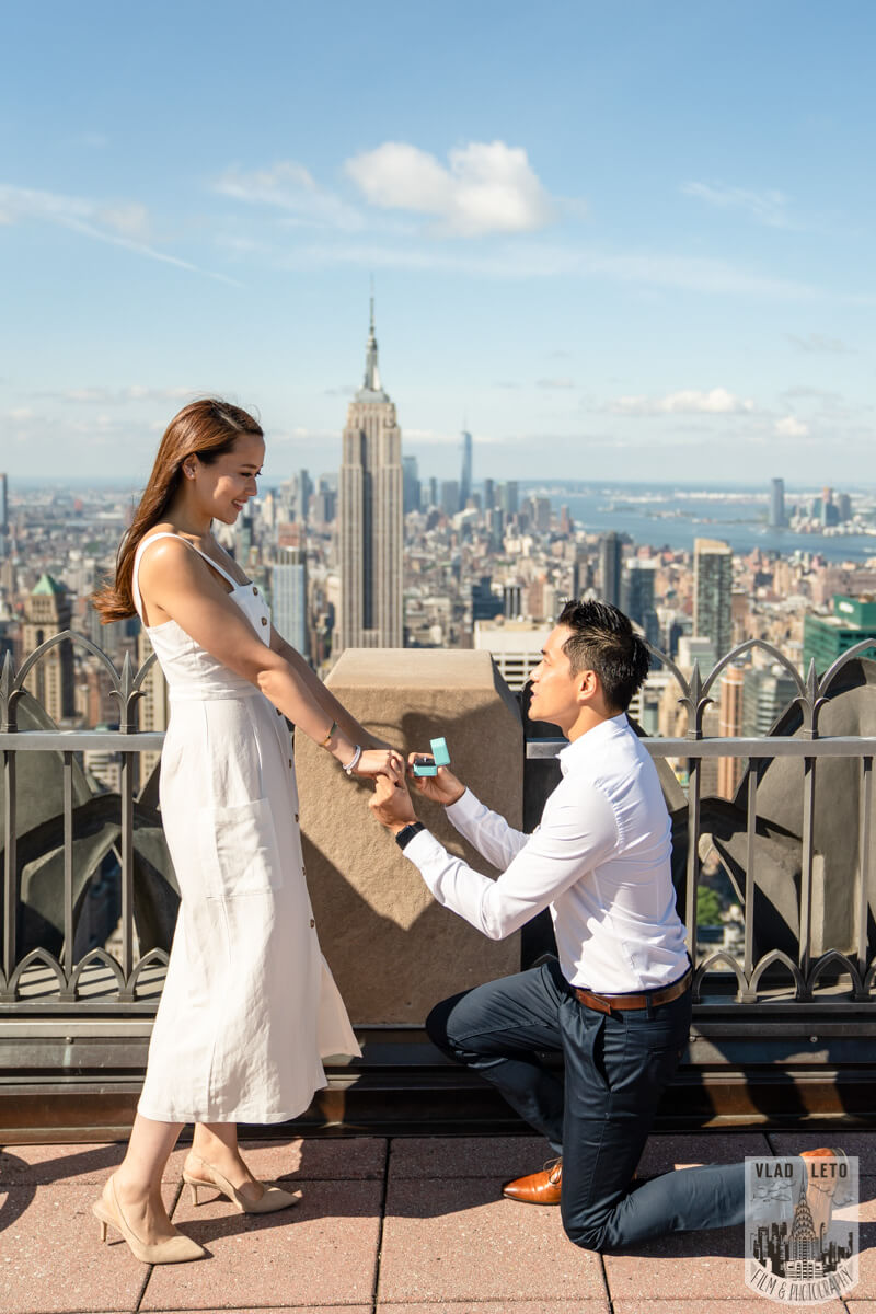 Photo 3 Top Rock Marriage Proposal | VladLeto