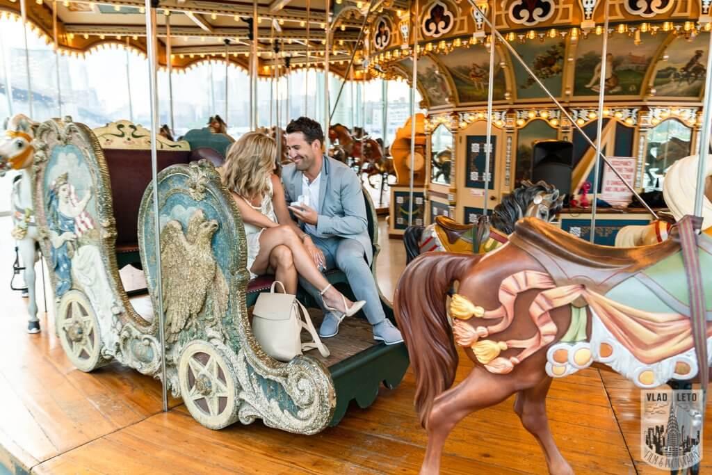 Photo Brooklyn Carousel Proposal | VladLeto
