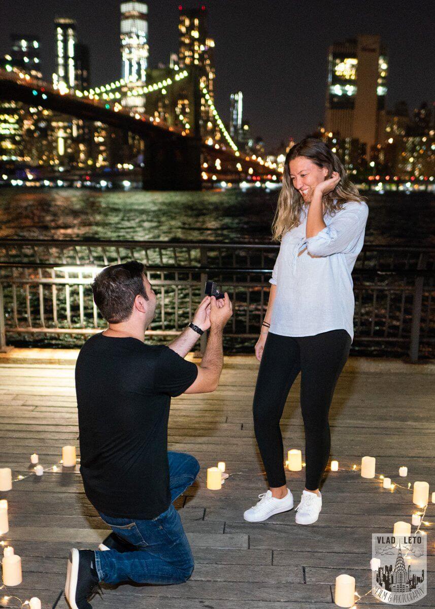 Photo 3 Brooklyn Bridge Proposal   VladLeto