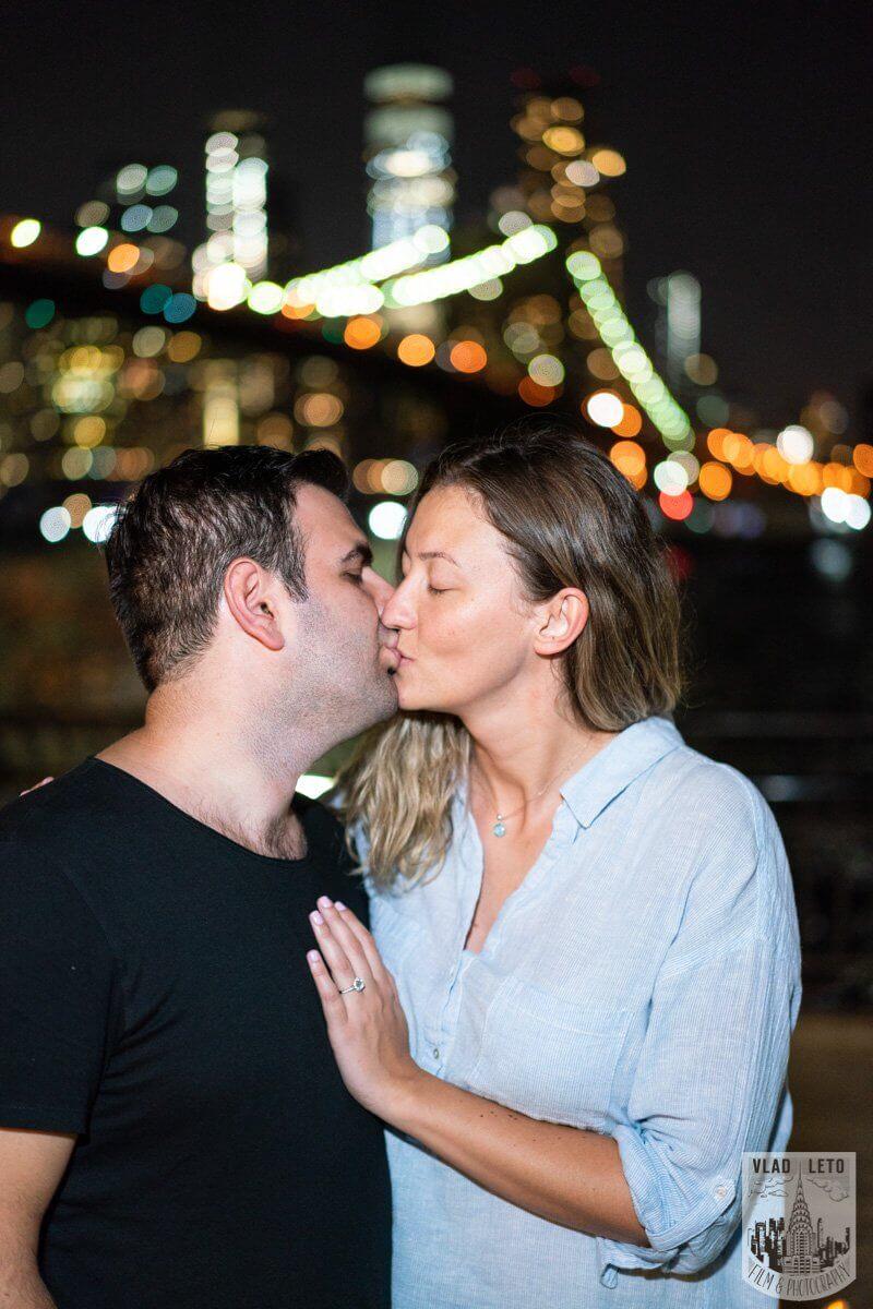 Photo 4 Brooklyn Bridge Proposal   VladLeto