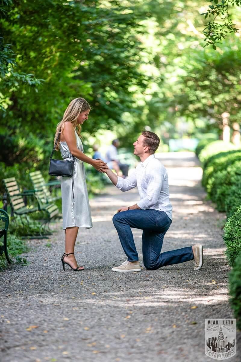 Photo 3 Gramercy Park Proposal | VladLeto