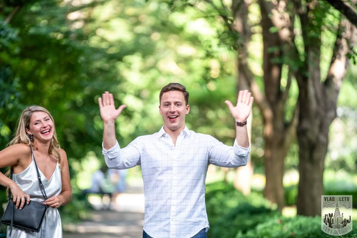 Photo 9 Gramercy Park Proposal | VladLeto