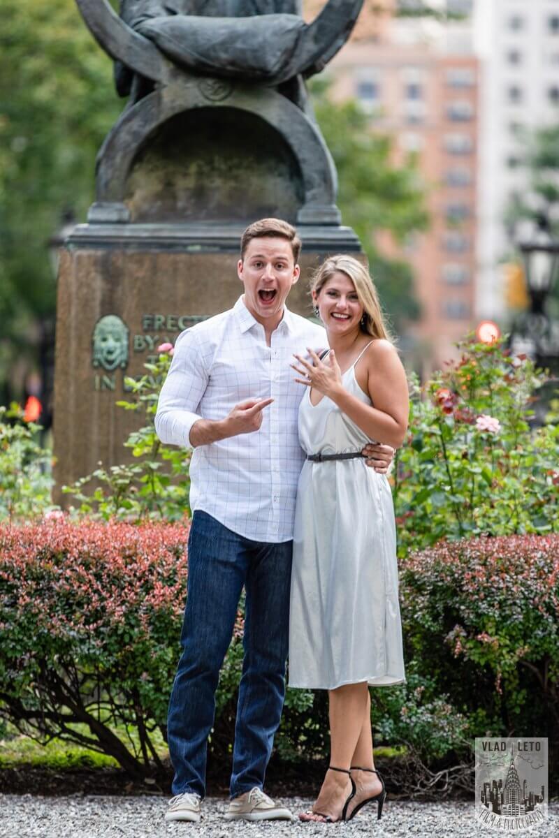 Photo 7 Gramercy Park Proposal | VladLeto