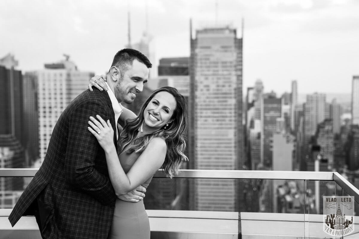Photo 7 Empire State Building view Rooftop proposal | VladLeto