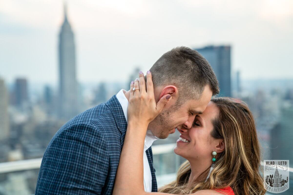 Photo 13 Empire State Building view Rooftop proposal | VladLeto