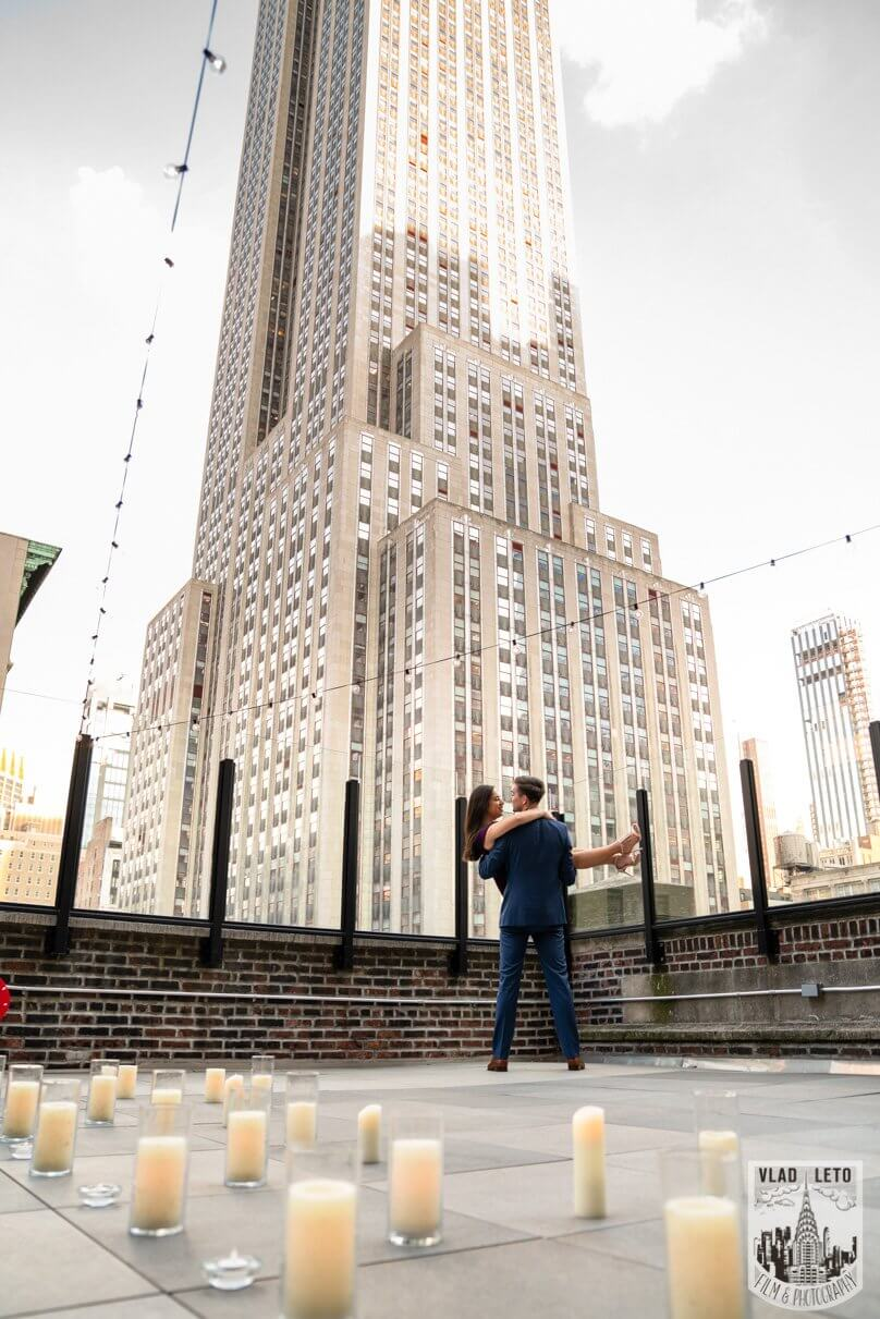 Photo 11 Rooftop proposal 5 | VladLeto