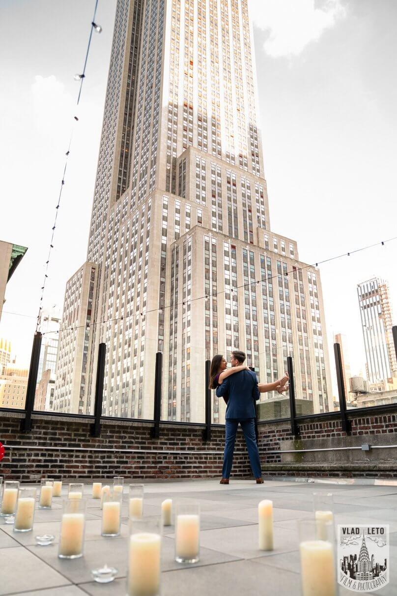 Photo 7 Rooftop proposal 5 | VladLeto