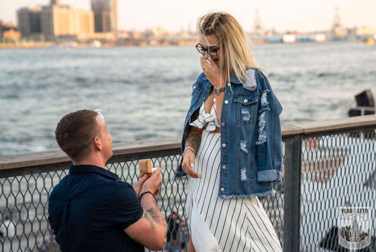 Photo Pier 15 Surprise proposal | VladLeto