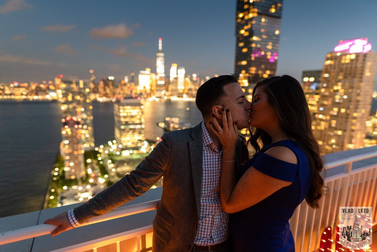 Photo 5 Jersey City Rooftop Proposal | VladLeto