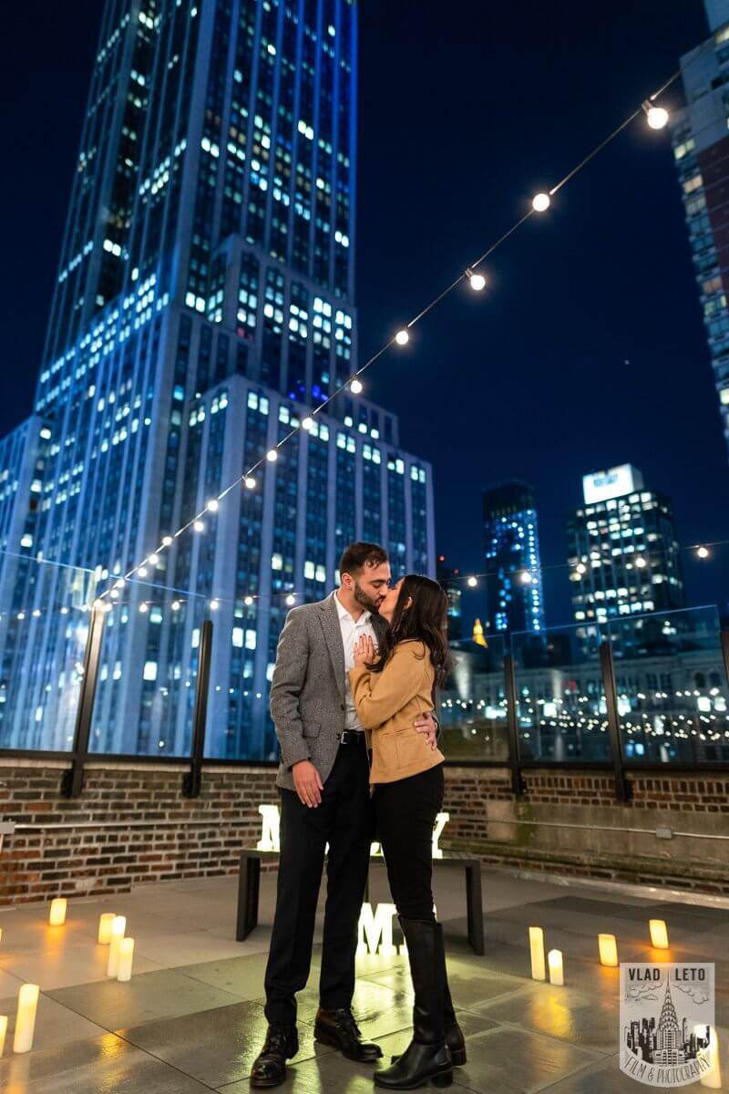 Photo 3 Rooftop Proposal 6 | VladLeto