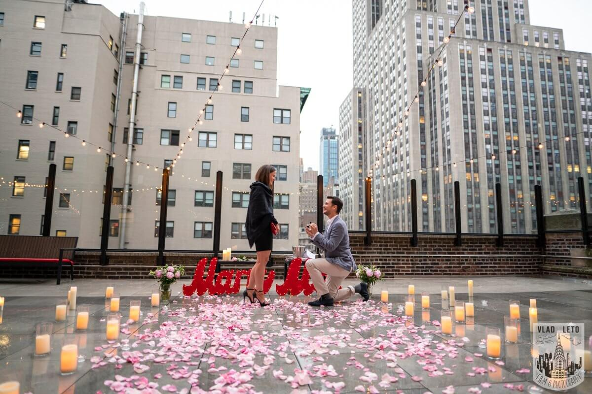 Photo Rooftop Proposal 7 | VladLeto