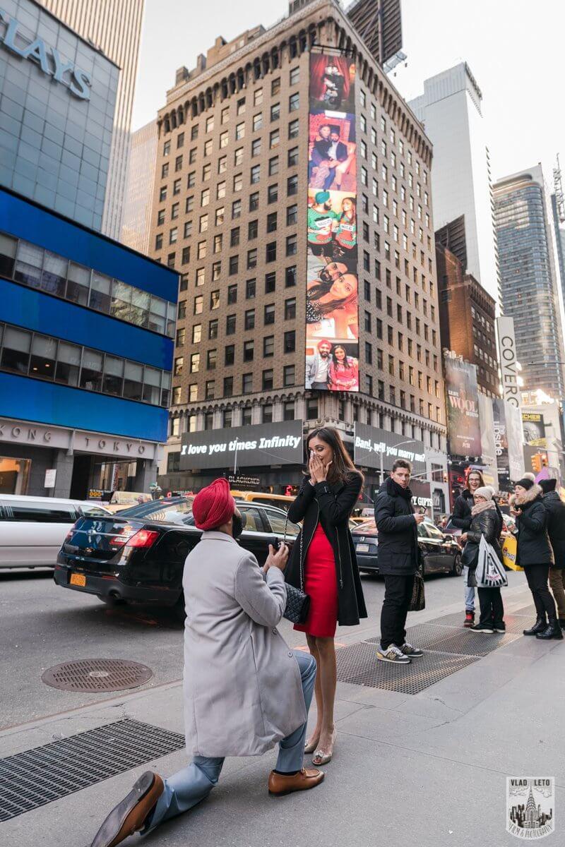 Photo Times Square Billboard Proposal 4 | VladLeto