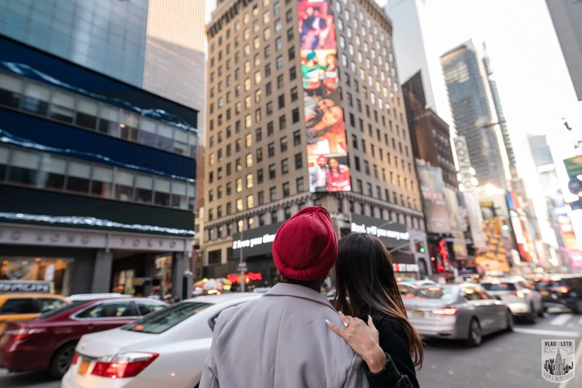 Photo 4 Times Square Billboard Proposal 4 | VladLeto