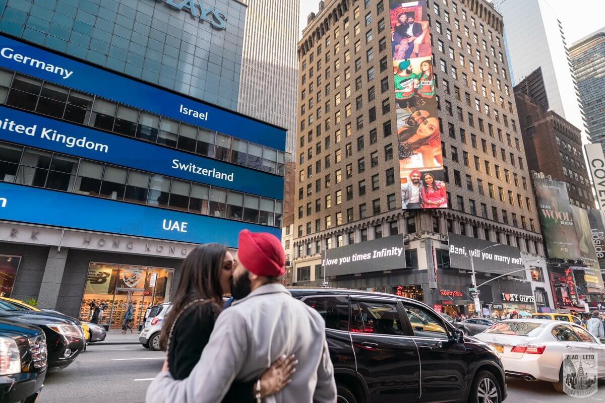 Photo 5 Times Square Billboard Proposal 4 | VladLeto