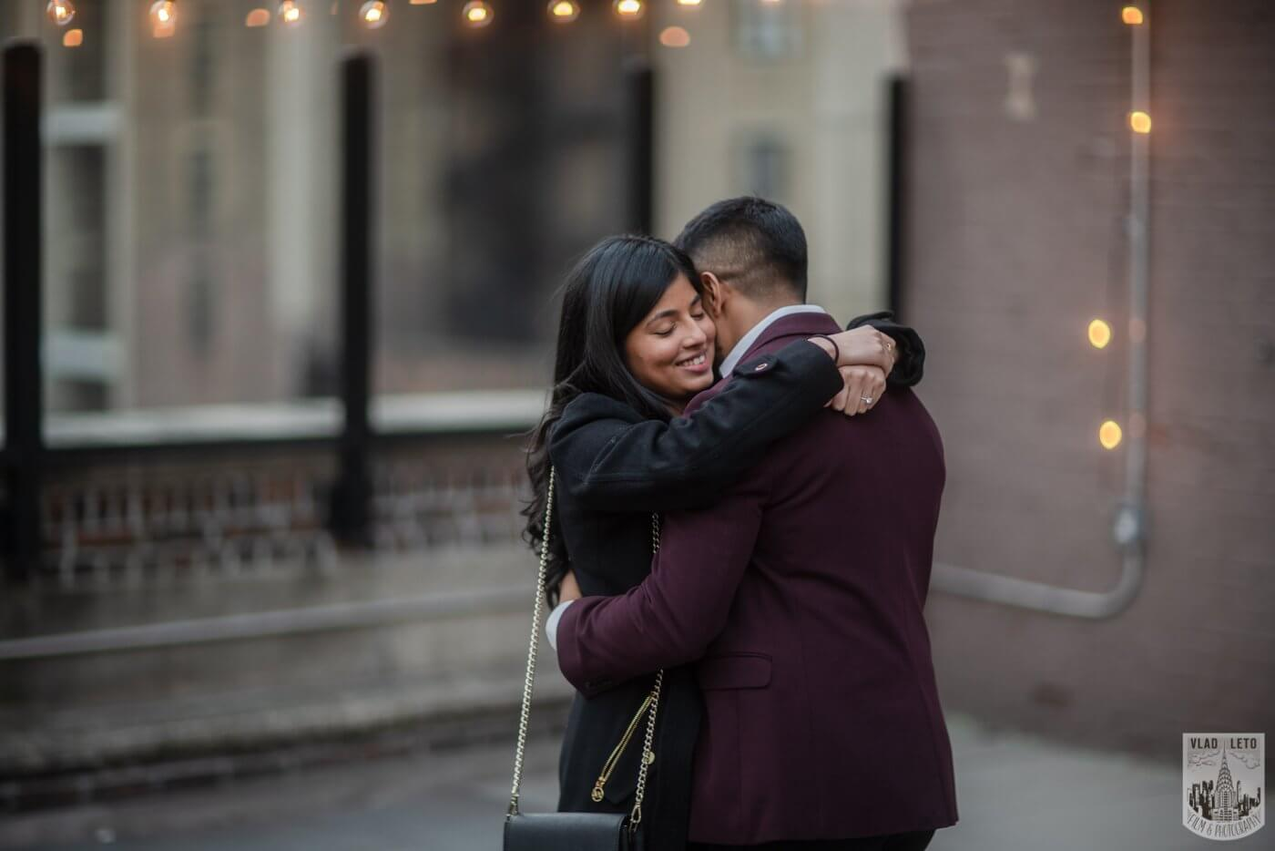 Photo 5 NYC Rooftop Proposal | VladLeto