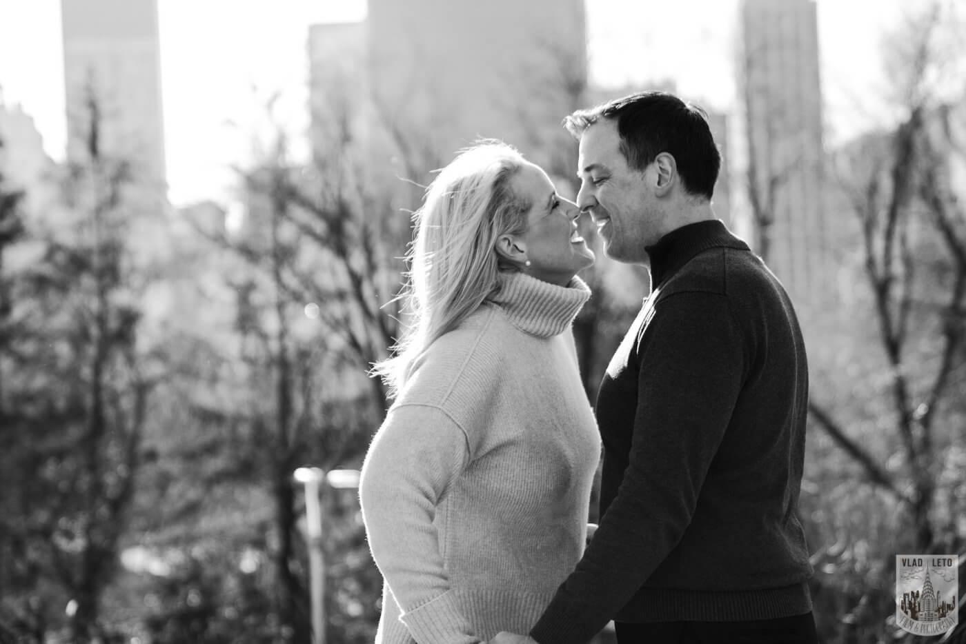 Photo 4 Central Park Wedding proposal   VladLeto