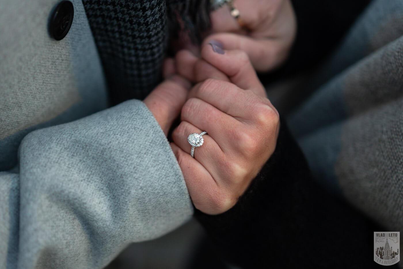 Photo 11 Bow bridge surprise marriage proposal.   VladLeto