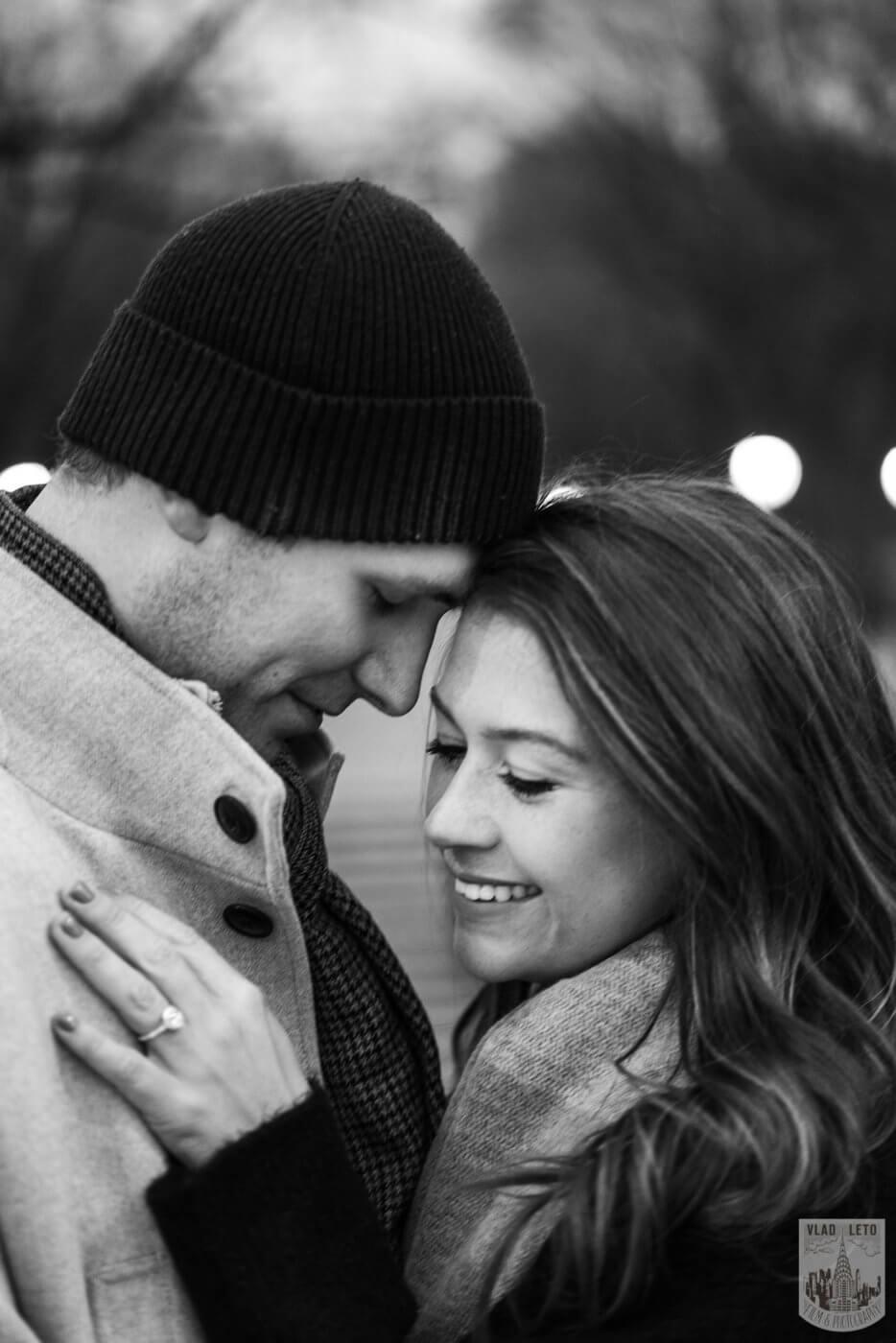 Photo 7 Bow bridge surprise marriage proposal.   VladLeto